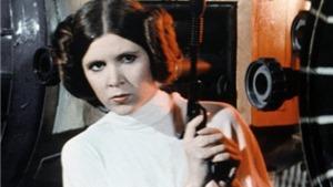 Công chúa Leia trong 'Star Wars' qua đời: Bi kịch dưới cái bóng của cha mẹ