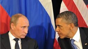 Mỹ trả đũa ngoại giao, kinh tế ồ ạt nhằm vào Nga