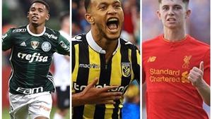 Top 10 sao trẻ đáng xem của bóng đá thế giới năm 2017