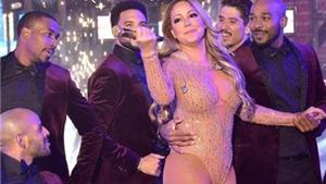 Sốc: Mariah Carey có màn diễn 'thảm họa' tại Quảng trường Thời đại