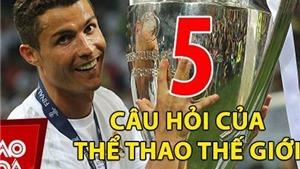 Real hóa giải lời nguyền Champions League? Ronaldo và Messi, ai là Vua của 2017?