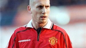 Jaap Stam tiết lộ lý do thật sự bị Man United bán năm 2001
