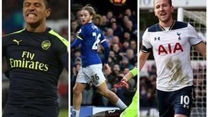 Đội hình tiêu biểu vòng 21 Premier League: Sao trẻ hạ Man City sánh vai cùng Sanchez và Kane