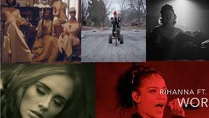 5 ca khúc hay nhất của Grammy 2017