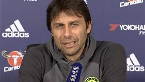 Conte lo lắng điều gì trước đại chiến với Liverpool?