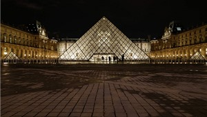 Nghi phạm tấn công bằng dao ở bảo tàng Louvre là người Ai Cập