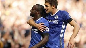 Conte đã biến Alonso và Moses trở thành 'báu vật' của Chelsea như thế nào?