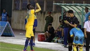 VFF phạt 'nguội' Samson, Omar được Ban giải quyết khiếu nại giảm án