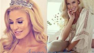 Không gửi ảnh ngực trần, Hoa hậu Hoàn vũ Đan Mạch mất vương miện?