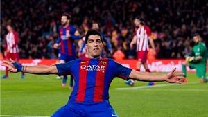 Luis Suarez: Mạnh mẽ như 'Ro béo', khéo léo như Romario, chiến đấu như Stoichkov