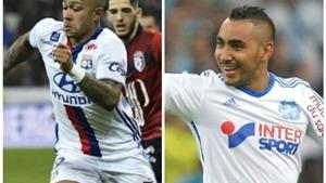 Payet, Depay đồng loạt 'mở tài khoản' bàn thắng ở Ligue 1