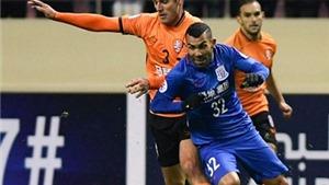 Thân Hoa Thượng Hải xin lỗi người hâm mộ vì sớm bị loại khỏi AFC Champions League