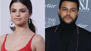 The Weeknd đã chia tay Selena Gomez vì thấy cô quá hoang tưởng?