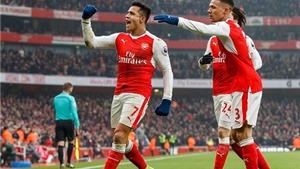 Alexis Sanchez: Gồng gánh Arsenal, chào mời Atletico Madrid