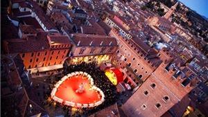 Đón Valentine ở 5 thành phố lãng mạn nhất thế giới