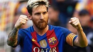 Messi được khen ngợi vì hành động cao đẹp này ở quê nhà