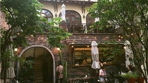 Xofa Cafe: Có một Châu Âu lãng mạn giữa lòng Hà Nội...