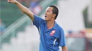 HLV Ngô Quang Sang: 'Trọng tài nói lỗi nhận định để chúng tôi không được khiếu nại'