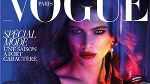 Người mẫu chuyển giới đầu tiên lên bìa Vogue Paris: 'Vẻ đẹp rung chuyển thế giới'