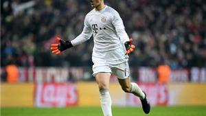 Manuel Neuer khiến fan Arsenal tức tối với màn trêu tức không thể thâm thúy hơn
