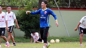 Thủ môn Minh Nhựt, đội trưởng Huỳnh Quang Thanh bị cấm thi đấu 2 năm
