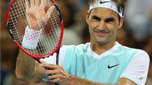 Tennis ngày 25/2: Federer rao bán kỷ vật tại Australian Open. Murray đạt cột mốc đáng nhớ