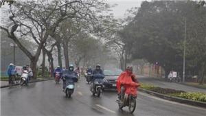Miền Bắc Bộ mưa, rét đậm, nhiệt có nơi xuống dưới 10 độ