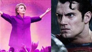 Phim về bà Hillary Clinton và các siêu nhân cùng 'thống trị' Mâm xôi vàng