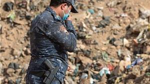 Phát hiện hố chôn 4.000 binh sĩ bị IS sát hại