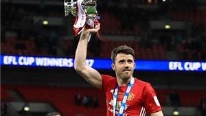 Carrick gửi 'thông điệp tương lai' tới Man United