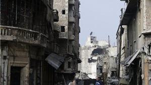 Không quân Nga san phẳng đầu não khủng bố gần Aleppo, diệt 19 chỉ huy cao cấp