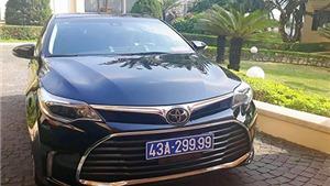 Đà Nẵng trả lại xe ô tô do doanh nghiệp tặng