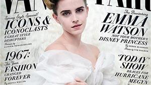 Emma Watson 'phản pháo' chỉ trích vụ chụp ảnh bán nude