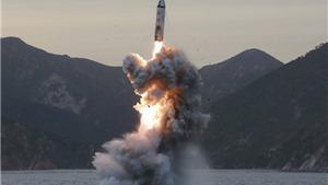 Cập nhật: Triều Tiên vừa phóng tên lửa đạn đạo xuyên lục địa?