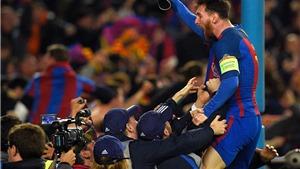 Barcelona 6-1 PSG (6-5): Điên rồ và vĩ đại. Barca ngược dòng không tưởng!