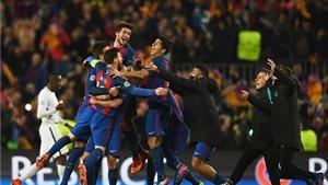 Tờ Sport bình luận trận Barca 6-1 PSG: Các bà mẹ đẻ ra các bạn muôn năm!
