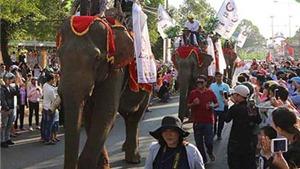 Hình ảnh tưng bừng từ Lễ hội đường phố Buôn Ma Thuột