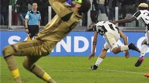 Donnarumma bắt như siêu nhân, Milan vẫn thua Juventus bởi quả phạt đền tranh cãi
