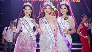 Người đẹp 'phẫu thuật răng' giành Á khôi Du lịch Việt Nam 2017