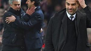'Không phải Pep, Mourinho mới là HLV giỏi nhất thế giới'