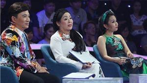Thần tượng tương lai: Quang Linh 'tiên tri' về hậu duệ NSND Thu Hiền