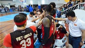 Lại thắng Singapore Slingers, Saigon Heat chắc suất vào playoffs