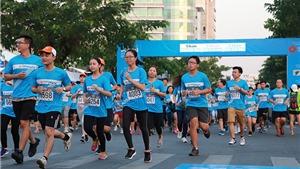 Người dân TP.HCM hưởng ứng 'Ngày chạy Olympic vì sức khỏe toàn dân' 2017