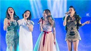 Bốn 'mỹ nhân' làng nhạc Việt 'hội ngộ'