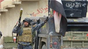Giao tranh ác liệt, Iraq giành thêm một số khu vực ở Tây Mosul