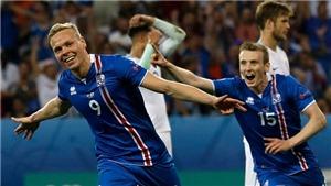 Iceland lập kỷ lục... sinh nở sau chiến thắng lịch sử trước tuyển Anh