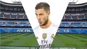 Real Madrid sẽ dùng đội hình gì nếu mua được Eden Hazard?