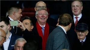 Sir Alex tiết lộ hai đối thủ vẫn khiến ông lo lắng khi xem Man United