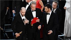 Trao nhầm giải, hãng kiểm toán PwC tiếp tục được BTC Oscar tin tưởng
