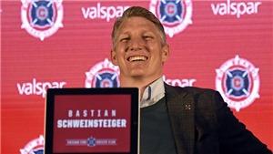 'Cạn lời' vì câu hỏi Schweinsteiger giúp Chicago Fire vô địch... World Cup